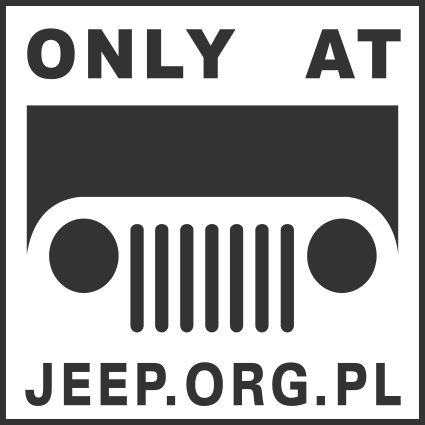 ONLY AT JEEP.ORG.PL